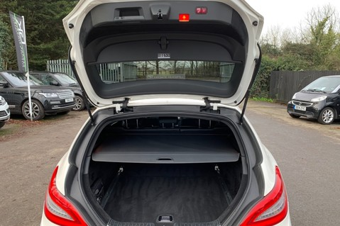 Mercedes-Benz CLS CLS63 AMG S - RARE CLS 63-S SHOOTING BRAKE -19K EXTRAS!! - FULL MBSH 73