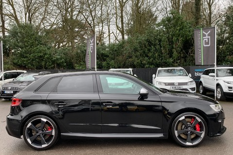 Audi RS3 RS3 SPORTBACK QUATTRO NAV -DYNAMIC PACK - FULL AUDI SERVICE HISTORY 4