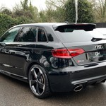 Audi RS3 Service History