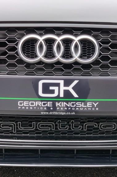 Audi RS3 RS3 SPORTBACK QUATTRO NAV -DYNAMIC PACK - FULL AUDI SERVICE HISTORY