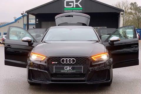 Audi RS3 RS3 SPORTBACK QUATTRO NAV -DYNAMIC PACK - FULL AUDI SERVICE HISTORY 15
