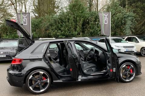 Audi RS3 RS3 SPORTBACK QUATTRO NAV -DYNAMIC PACK - FULL AUDI SERVICE HISTORY 17