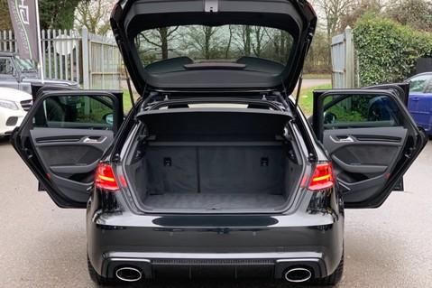 Audi RS3 RS3 SPORTBACK QUATTRO NAV -DYNAMIC PACK - FULL AUDI SERVICE HISTORY 19