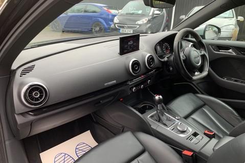 Audi RS3 RS3 SPORTBACK QUATTRO NAV -DYNAMIC PACK - FULL AUDI SERVICE HISTORY 24