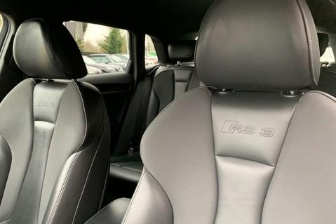 Audi RS3 RS3 SPORTBACK QUATTRO NAV -DYNAMIC PACK - FULL AUDI SERVICE HISTORY 28