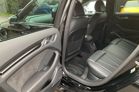 Audi RS3 RS3 SPORTBACK QUATTRO NAV -DYNAMIC PACK - FULL AUDI SERVICE HISTORY 29