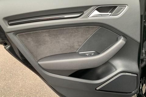 Audi RS3 RS3 SPORTBACK QUATTRO NAV -DYNAMIC PACK - FULL AUDI SERVICE HISTORY 30