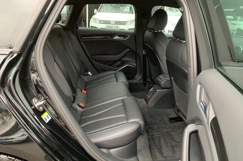 Audi RS3 RS3 SPORTBACK QUATTRO NAV -DYNAMIC PACK - FULL AUDI SERVICE HISTORY 32