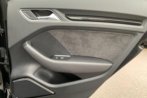 Audi RS3 RS3 SPORTBACK QUATTRO NAV -DYNAMIC PACK - FULL AUDI SERVICE HISTORY 34