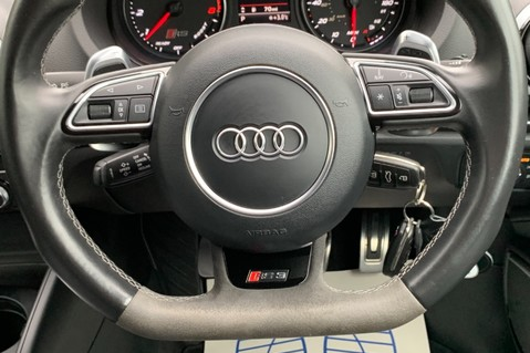 Audi RS3 RS3 SPORTBACK QUATTRO NAV -DYNAMIC PACK - FULL AUDI SERVICE HISTORY 44