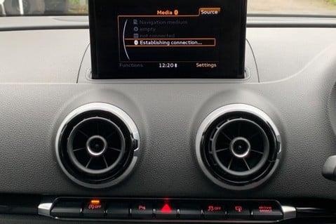 Audi RS3 RS3 SPORTBACK QUATTRO NAV -DYNAMIC PACK - FULL AUDI SERVICE HISTORY 52