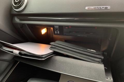 Audi RS3 RS3 SPORTBACK QUATTRO NAV -DYNAMIC PACK - FULL AUDI SERVICE HISTORY 54