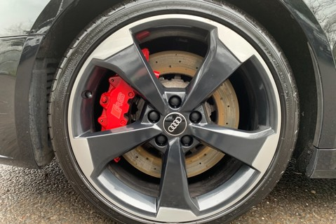 Audi RS3 RS3 SPORTBACK QUATTRO NAV -DYNAMIC PACK - FULL AUDI SERVICE HISTORY 64