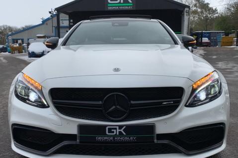 Mercedes-Benz C Class AMG C 63 PREMIUM - 1 OWNER -FORGED AMG ALLOYS -NIGHT PK -DESIGNO -VATQ 18