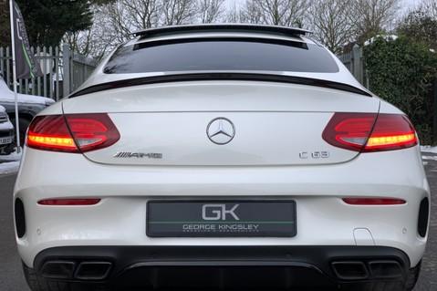 Mercedes-Benz C Class AMG C 63 PREMIUM - 1 OWNER -FORGED AMG ALLOYS -NIGHT PK -DESIGNO -VATQ 20