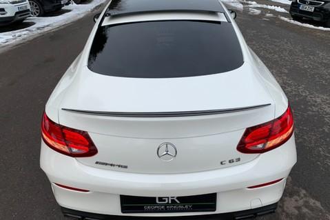 Mercedes-Benz C Class AMG C 63 PREMIUM - 1 OWNER -FORGED AMG ALLOYS -NIGHT PK -DESIGNO -VATQ 23