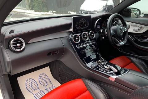 Mercedes-Benz C Class AMG C 63 PREMIUM - 1 OWNER -FORGED AMG ALLOYS -NIGHT PK -DESIGNO -VATQ 28