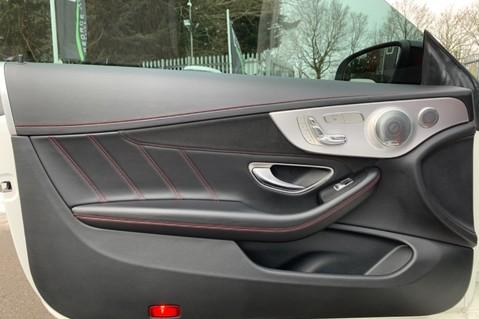 Mercedes-Benz C Class AMG C 63 PREMIUM - 1 OWNER -FORGED AMG ALLOYS -NIGHT PK -DESIGNO -VATQ 29