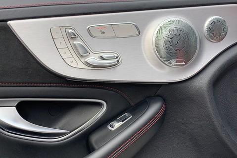 Mercedes-Benz C Class AMG C 63 PREMIUM - 1 OWNER -FORGED AMG ALLOYS -NIGHT PK -DESIGNO -VATQ 31
