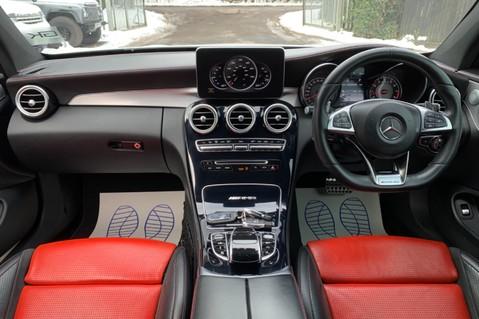Mercedes-Benz C Class AMG C 63 PREMIUM - 1 OWNER -FORGED AMG ALLOYS -NIGHT PK -DESIGNO -VATQ 11