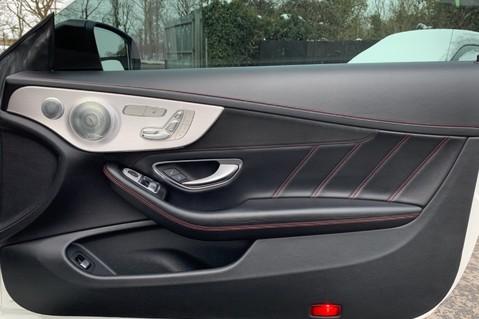 Mercedes-Benz C Class AMG C 63 PREMIUM - 1 OWNER -FORGED AMG ALLOYS -NIGHT PK -DESIGNO -VATQ 39