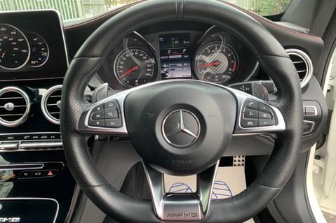 Mercedes-Benz C Class AMG C 63 PREMIUM - 1 OWNER -FORGED AMG ALLOYS -NIGHT PK -DESIGNO -VATQ 42
