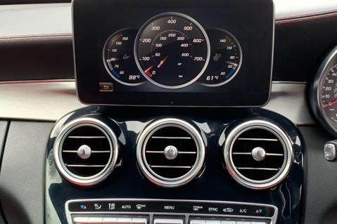 Mercedes-Benz C Class AMG C 63 PREMIUM - 1 OWNER -FORGED AMG ALLOYS -NIGHT PK -DESIGNO -VATQ 44