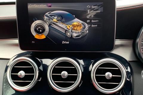 Mercedes-Benz C Class AMG C 63 PREMIUM - 1 OWNER -FORGED AMG ALLOYS -NIGHT PK -DESIGNO -VATQ 46