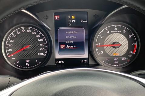 Mercedes-Benz C Class AMG C 63 PREMIUM - 1 OWNER -FORGED AMG ALLOYS -NIGHT PK -DESIGNO -VATQ 47