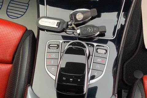 Mercedes-Benz C Class AMG C 63 PREMIUM - 1 OWNER -FORGED AMG ALLOYS -NIGHT PK -DESIGNO -VATQ 48