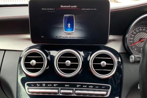 Mercedes-Benz C Class AMG C 63 PREMIUM - 1 OWNER -FORGED AMG ALLOYS -NIGHT PK -DESIGNO -VATQ 50