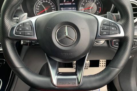 Mercedes-Benz C Class AMG C 63 PREMIUM - 1 OWNER -FORGED AMG ALLOYS -NIGHT PK -DESIGNO -VATQ 55