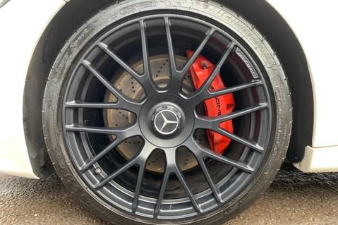 Mercedes-Benz C Class AMG C 63 PREMIUM - 1 OWNER -FORGED AMG ALLOYS -NIGHT PK -DESIGNO -VATQ 69