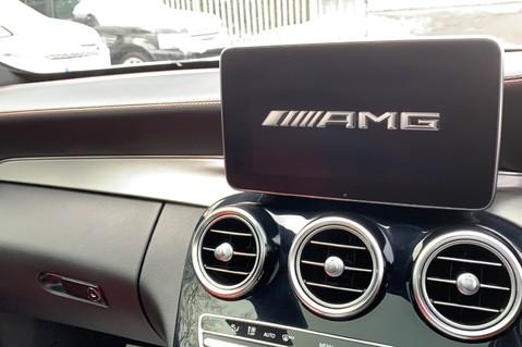 Mercedes-Benz C Class AMG C 63 PREMIUM - 1 OWNER -FORGED AMG ALLOYS -NIGHT PK -DESIGNO -VATQ 70
