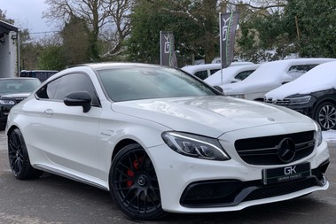 Mercedes-Benz C Class AMG C 63 PREMIUM - 1 OWNER -FORGED AMG ALLOYS -NIGHT PK -DESIGNO -VATQ