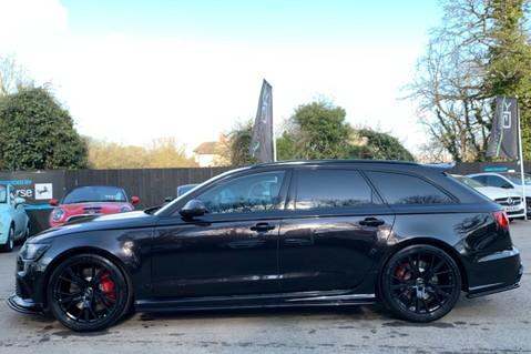 Audi RS6 RS6 PLUS AVANT TFSI QUATTRO PERFORMANCE- MILLTEK INC SPORTS CATS -PAN ROOF 7