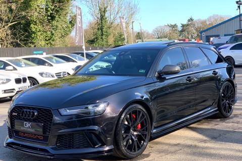 Audi RS6 RS6 PLUS AVANT TFSI QUATTRO PERFORMANCE- MILLTEK INC SPORTS CATS -PAN ROOF 8