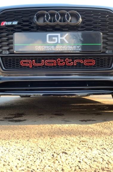 Audi RS6 RS6 PLUS AVANT TFSI QUATTRO PERFORMANCE- MILLTEK INC SPORTS CATS -PAN ROOF