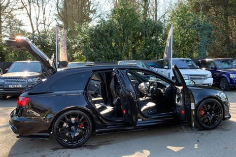 Audi RS6 RS6 PLUS AVANT TFSI QUATTRO PERFORMANCE- MILLTEK INC SPORTS CATS -PAN ROOF 31