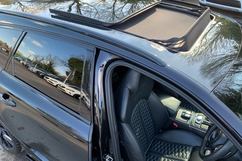 Audi RS6 RS6 PLUS AVANT TFSI QUATTRO PERFORMANCE- MILLTEK INC SPORTS CATS -PAN ROOF 34