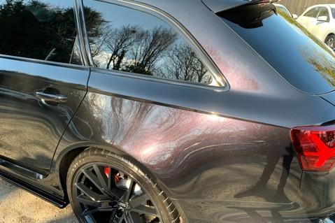 Audi RS6 RS6 PLUS AVANT TFSI QUATTRO PERFORMANCE- MILLTEK INC SPORTS CATS -PAN ROOF 37