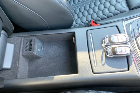 Audi RS6 RS6 PLUS AVANT TFSI QUATTRO PERFORMANCE- MILLTEK INC SPORTS CATS -PAN ROOF 86
