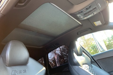 Audi RS6 RS6 PLUS AVANT TFSI QUATTRO PERFORMANCE- MILLTEK INC SPORTS CATS -PAN ROOF 87
