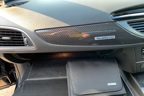 Audi RS6 RS6 PLUS AVANT TFSI QUATTRO PERFORMANCE- MILLTEK INC SPORTS CATS -PAN ROOF 94