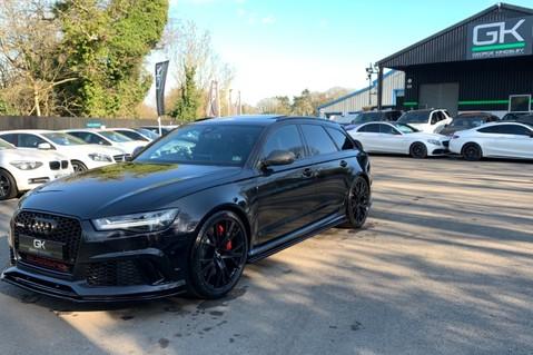 Audi RS6 RS6 PLUS AVANT TFSI QUATTRO PERFORMANCE- MILLTEK INC SPORTS CATS -PAN ROOF 104