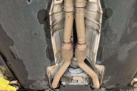 Audi RS6 RS6 PLUS AVANT TFSI QUATTRO PERFORMANCE- MILLTEK INC SPORTS CATS -PAN ROOF 115