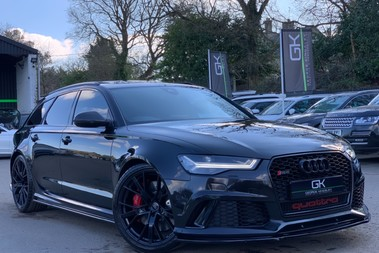Audi RS6 RS6 PLUS AVANT TFSI QUATTRO PERFORMANCE- MILLTEK INC SPORTS CATS -PAN ROOF