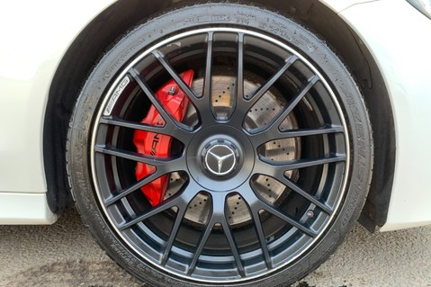 Mercedes-Benz C Class AMG C 63 PREMIUM - RED/BLACK LEATHER - 19 INCH CROSS SPOKES - AMG EXHAUST 72