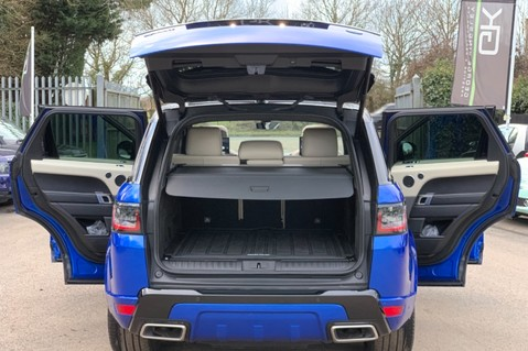 Land Rover Range Rover Sport SDV6 AUTOBIOGRAPHY DYNAMIC - ONE OWNER - VELOCITY BLUE - FULL L/R SH 14