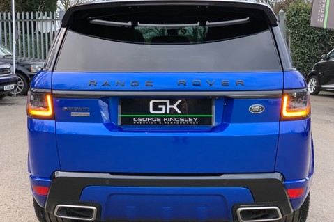 Land Rover Range Rover Sport SDV6 AUTOBIOGRAPHY DYNAMIC - ONE OWNER - VELOCITY BLUE - FULL L/R SH 17